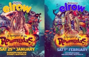 TICKET GIVEAWAY FOR ELROW AUSTRALIA