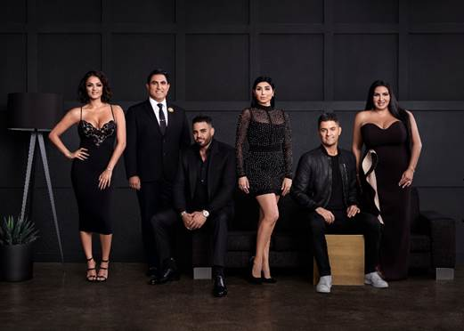 Foxtel  Season 8 Shahs of Sunset  Friendships are tested