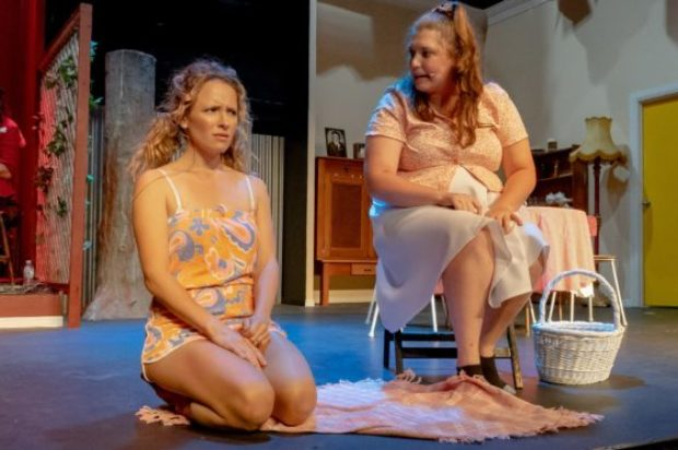Theatre Review Lone Gone Lonesome Cowgirls