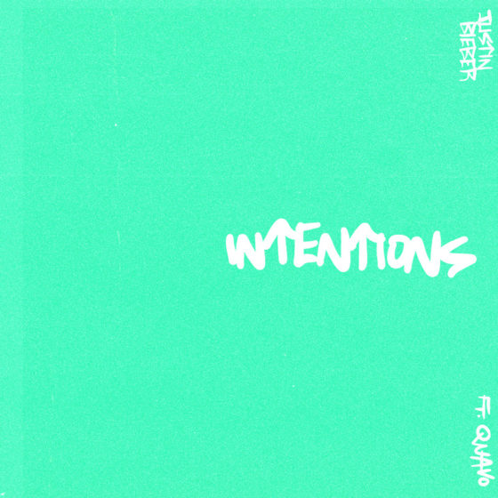 JUSTIN BIEBER GOOD INTENTIONS WITH NEW SINGLE