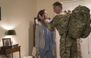 FILM CRITIC MILITARY WIVES