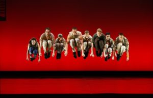 OPERA AUSTRALIA AND GWB ENTERTAINMENT, IN ASSOCIATION WITH QPAC PRESENT  THE BB GROUP PRODUCTION OF WEST SIDE STORY