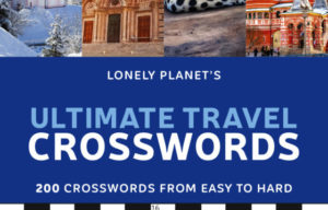 Lonely Planet  200 Crosswords Book Release