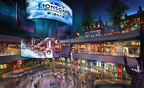 "LIONSGATE ENTERTAINMENT WORLD RE-OPENING AS CHINA THEME PARKS RE-OPEN ""POST"" COVID-19"