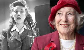 BRITISH SWEETHEART DAME VERA LYNN DIES AT 103