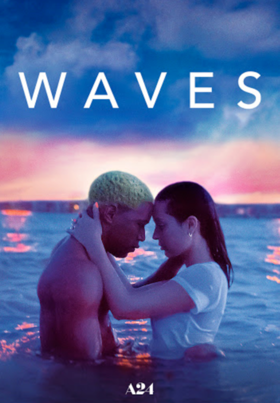 FILM REVIEW RELEASE … WAVES