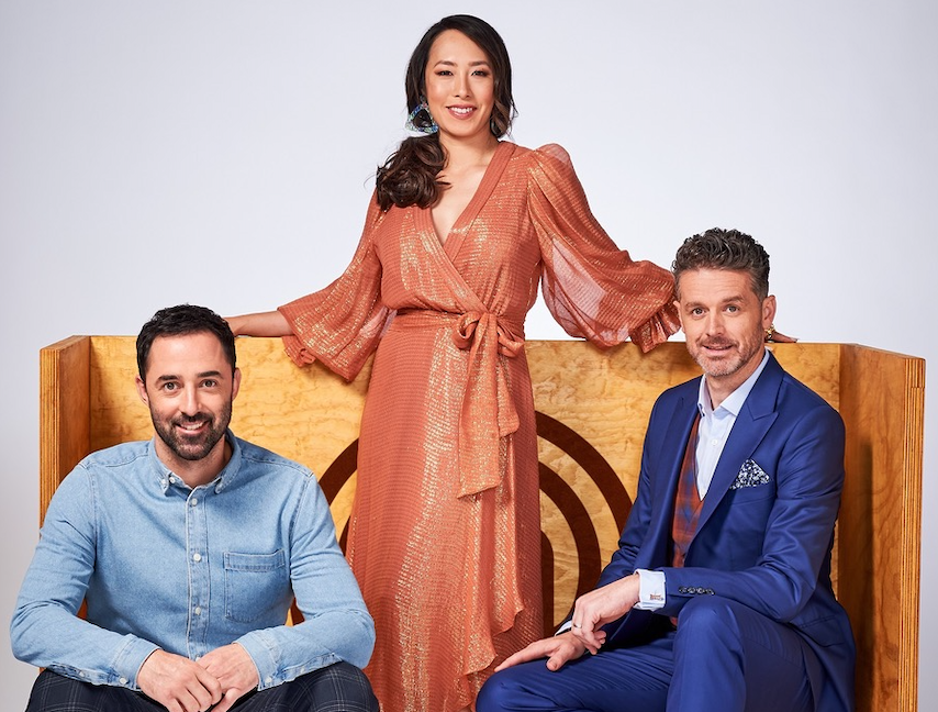 Junior MasterChef Australia: Jock, Melissa And Andy Will Be Right Back