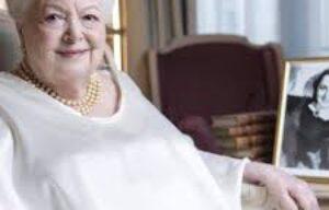 MOVIE STAR  LEGEND OLIVIA DE HAVILLAND DIES AT 104