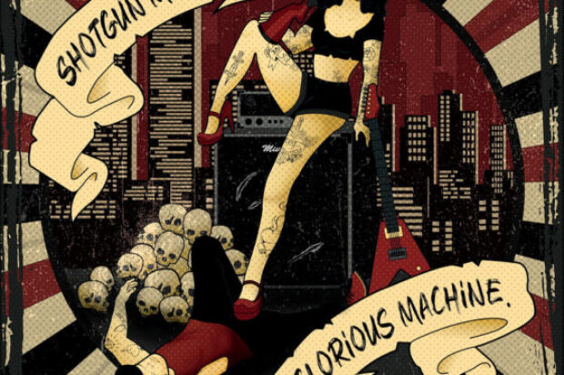 MUSIC REVIEW SINGLE RELEASE GLORIOUS MACHINE