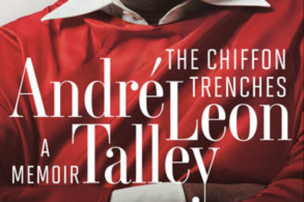 BOOK RELEASE .THE CHIFFON TRENCHES