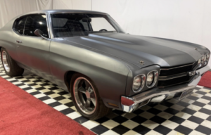 Original Fast and Furious Car up for Auction in Australia
