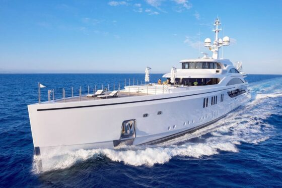 Billionaire Looking For Up Grade Superyacht