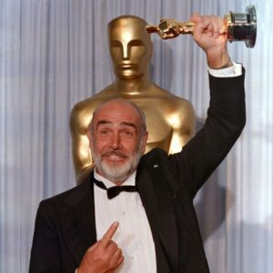 SIR SEAN CONNERY DIES AT 90