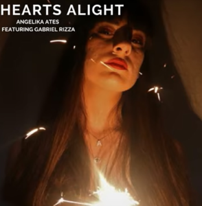 ANGELIKA ATES HUSH HUSH BIZ SINGLE REVIEW Hearts Alight
