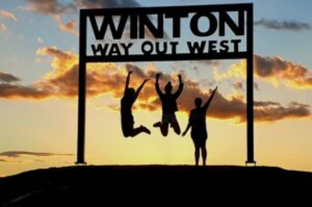 WINTON'S WAY OUT WEST FESTIVAL FULL ARTIST LINEUP ANNOUNCEMENT