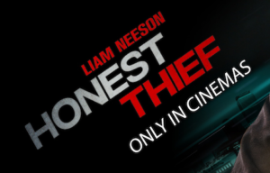 DOUBLE PASSES TO SEE LIAM NEESON IN HONEST THEIF