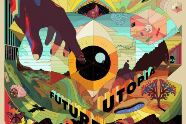 "Music Release ..Future Utopia ft. Dave ""Children Of The Internet"""