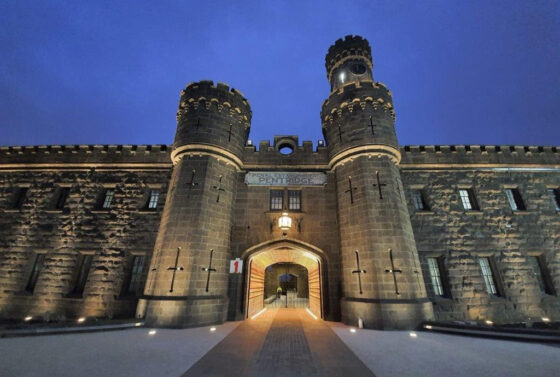 Pentridge Gets the Hollywood Treatment