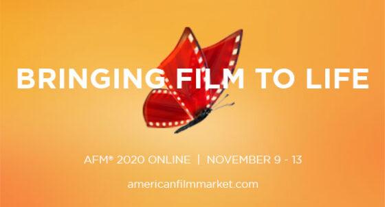 AFM KICKS OFF 2020 FILM MARKET ONLINE