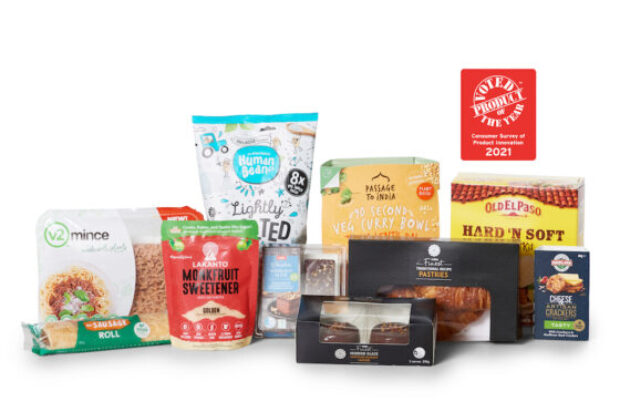 AUSTRALIA'S FAVOURITE PRODUCTS REVEALED AS SHOPPERS EMBRACE PLANT-BASED AND HEALTHIER FOOD AND DRINK ALTERNATIVES