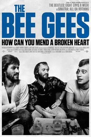 TRAILER RELEASE THE BEE GEES HOW CAN YOU MEND A BROKEN HEART