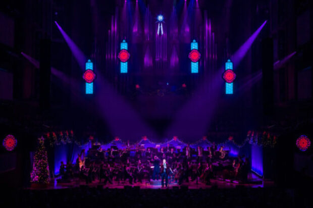 STARS ALIGN TO CELEBRATE THE SPIRIT OF CHRISTMAS 2020 AT QPAC