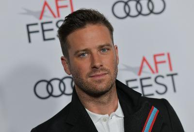 ARMIE HAMMER SET TO STAR IN THE GODFATHER