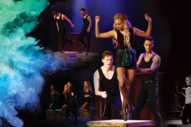 WORLD CLASS IRISH DANCERS AND LIVE BAND PERFORMING NON-STOP IRISH HITS