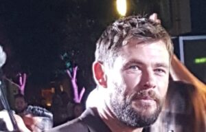 THOR LOVE AND THUNDER OPENING CEREMONY AT FOX STUDIOS