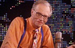 TV Talk Host  US Larry King Dies Aged 87