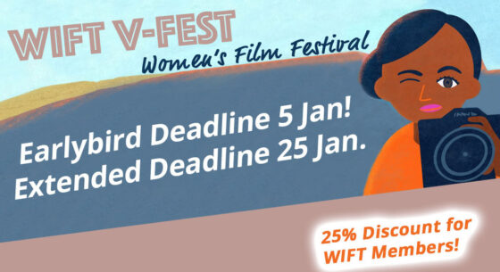 WIFT AUSTRALIA Women's Virtual Film Festival