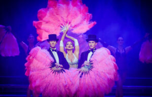 PARISIAN CABARET STAR TO SHINE AT QPAC IN FEBRUARY