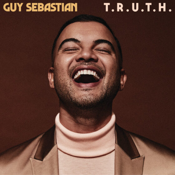 MUSIC RELEASE GUY SEBASTIAN… ONLY THING MISSING