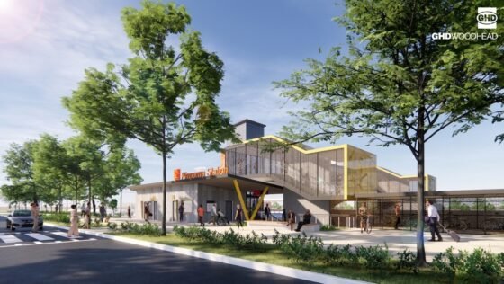 FIRST LOOK: GC Cross River Rail station as designs underway