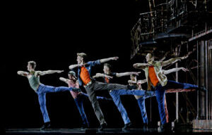 ANNOUNCED WEST SIDE STORY BRISBANE QPAC JULY 2021