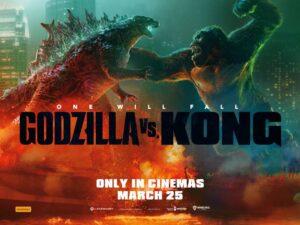 FILM REVIEW….Godzilla vs. Kong
