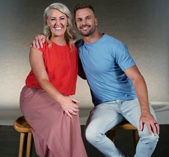 Kate Langbroek Looks At  New TV Show On TEN What The Hell Just Happened?