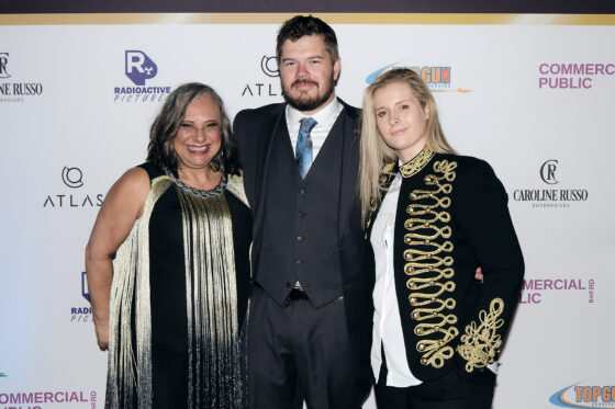 RED CARPET AUSTRALIAN FILM LAUNCH OF WHO IS GATSBY RANDOLPH
