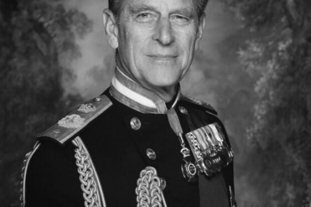THE DUKE PRINCE PHILLIP GOES PEACEFULLY AT 99