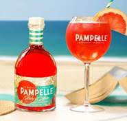 NATIONAL APERITIF DAY WITH PAMPELLE: THE WORLD'S FIRST RUBY RED GRAPEFRUIT APERITIF