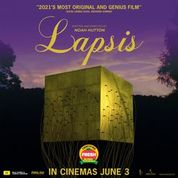 FILM REVIEW RELEASE …..LAPSIS