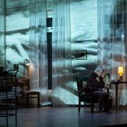 ROBYN NEVIN IS POWERFUL…. IN STAGE PRODUCTION OF A GERMAN LIFE
