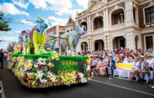 Toowoomba Carnival of Flowers On Track  For Great Event