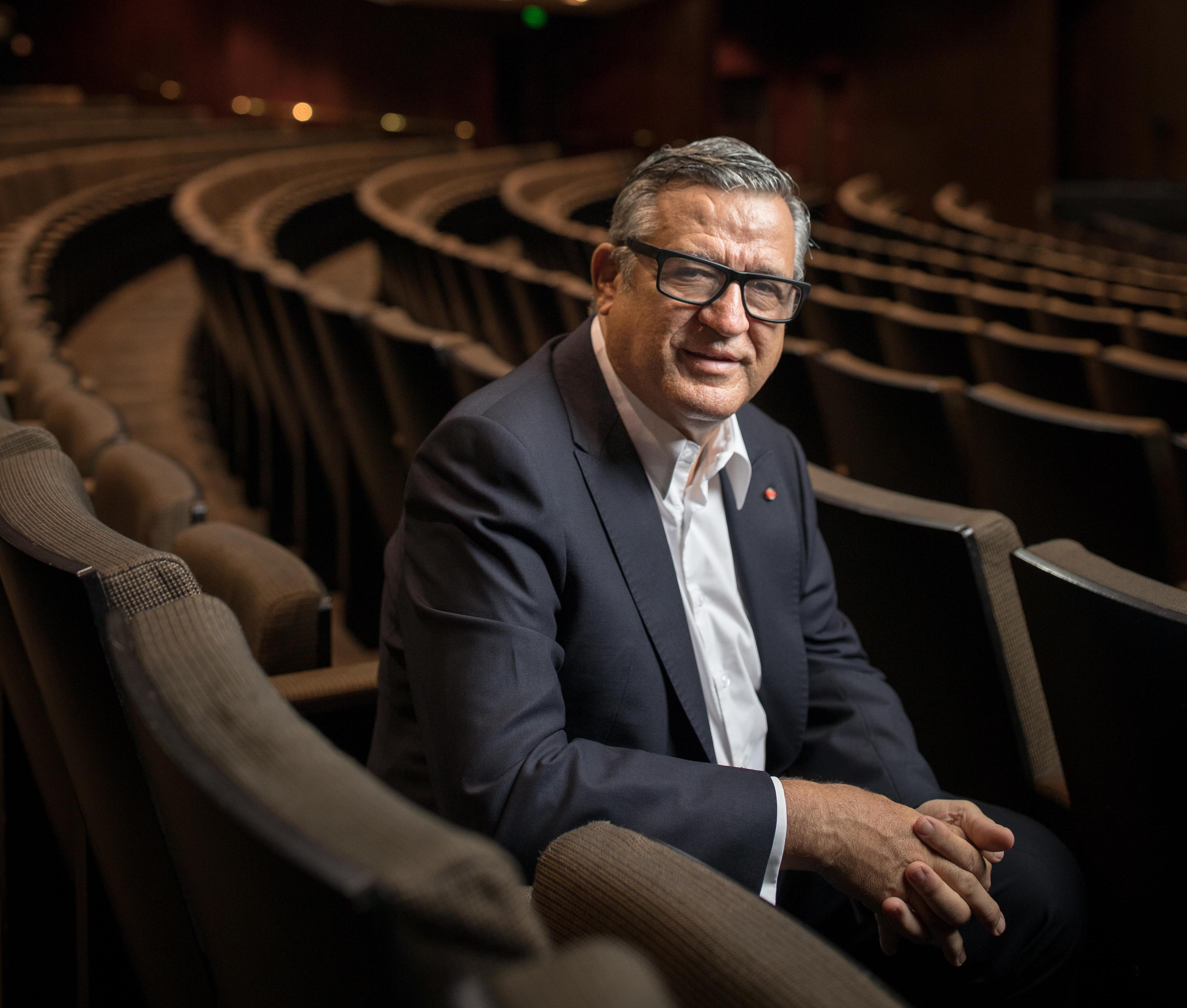 QPAC'S CHIEF EXECUTIVE JOHN KOTZAS RECOGNISED IN THE 2021 QUEEN'S BIRTHDAY HONOURS LIST