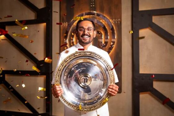 Justin Narayan Wins MasterChef Australia 2021.