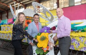 Toowoomba Carnival of Flowers' Grand Central Floral Parade Is Set
