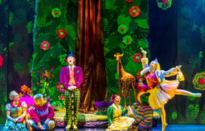 CHARLIE AND THE CHOCOLATE FACTORY IS A CANDY LAND OF FUN