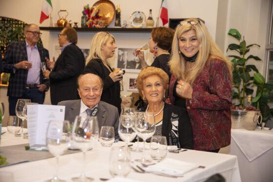 Carmelo Caruso, Salvatora Caruso, Maria Maruca