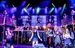 REVIEW …GOLD  COAST   LITTLE THEATRE AMERICAN IDIOT