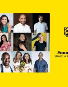 #Cook2Connect: Manu Feildel leads A-list culinary lineup for new campaign to sup...